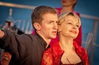Anna Burzyńska - 'W kręgu namiętności - Tango Piazzola' | Teatr Miejski im. W. Gombrowicza w Gdyni | fot. Joanna Siercha